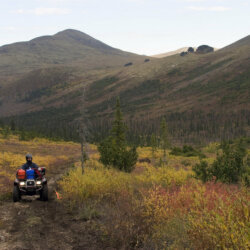 ORV trails in Alaska