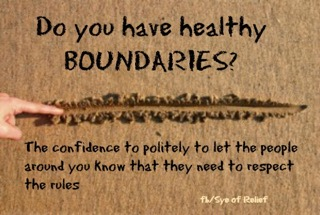 The Power of Boundaries