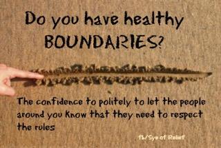 The Power of Boundaries