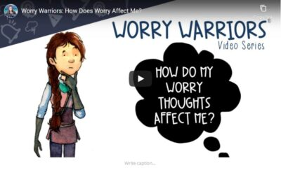 Video: How Does Worry Affect Me?