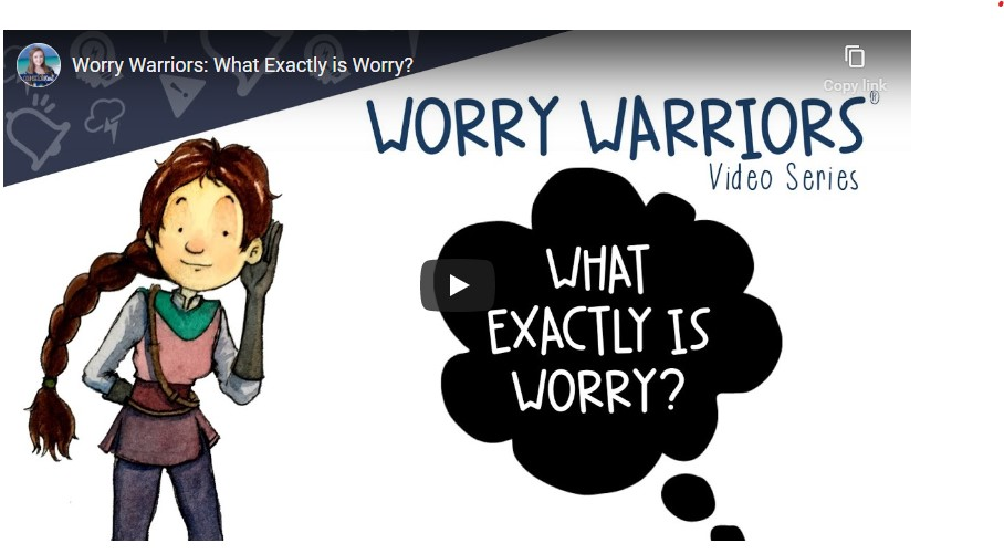 Video: What exactly is Worry?