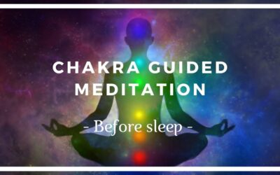 Before Sleep-Beginners Spoken Guided Mediation