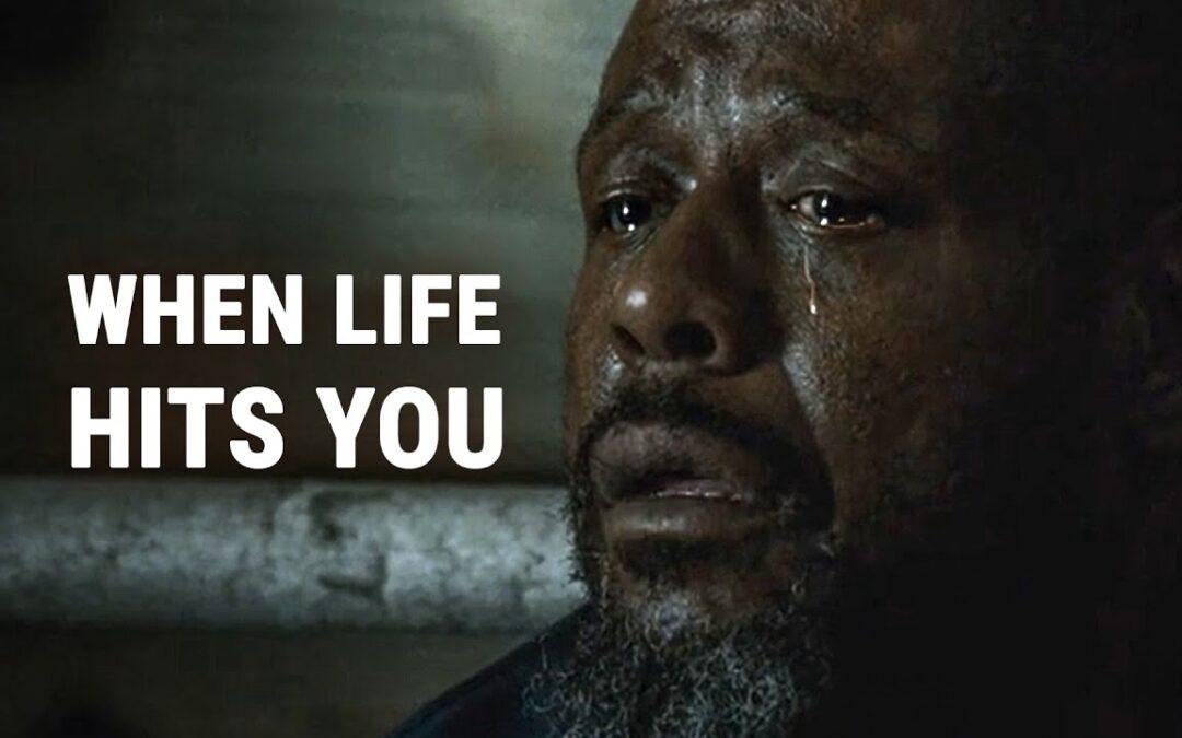 When Life Hits You (Powerful Motivational Speech 2020)