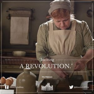 That Mrs. Patmore