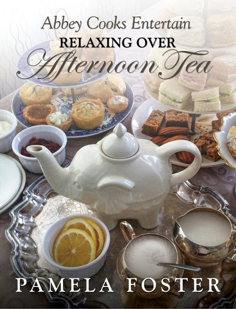 20165 Abbey Cooks Afternoon Tea v2 cover