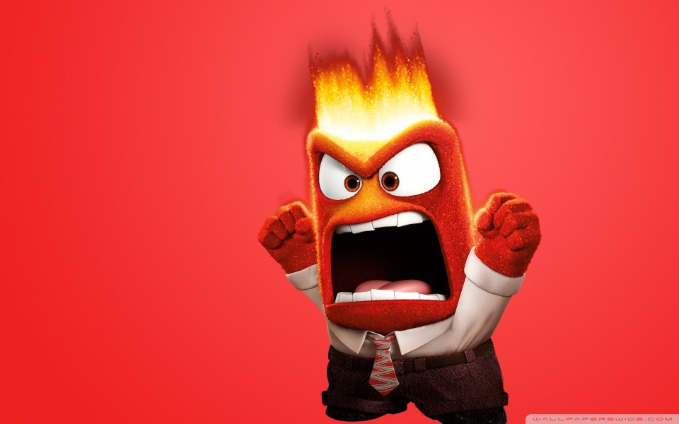 anger ego