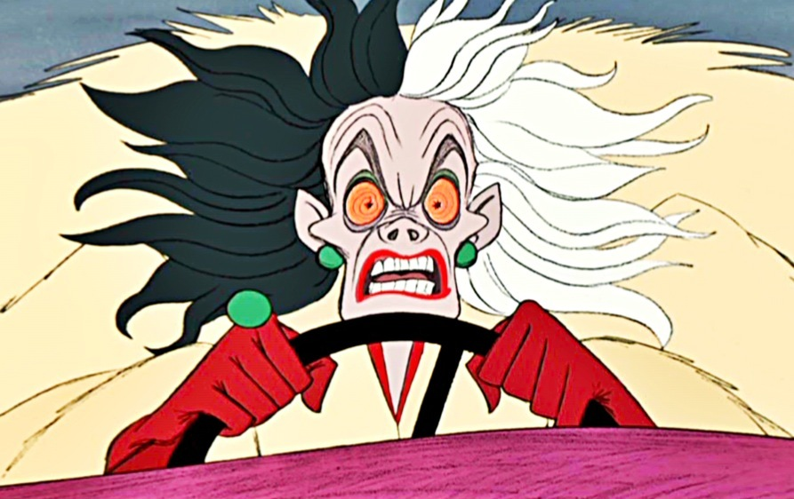 Crazy Cruella De Ville | Anger | Angry | Arguments in marriage