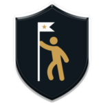 The Founding Fathers FourPlay Badge