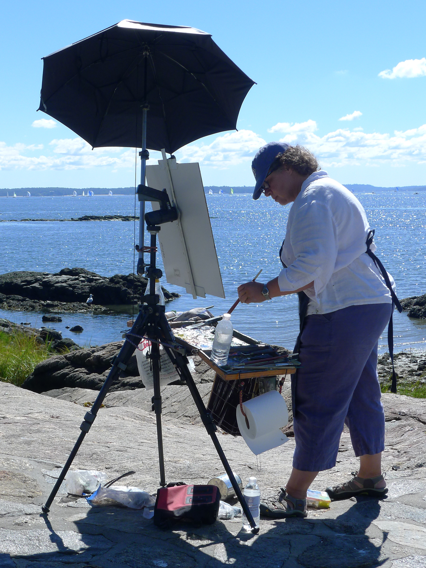 Rye Art Center's Painters on Location