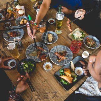 Street Eats - Small Plates