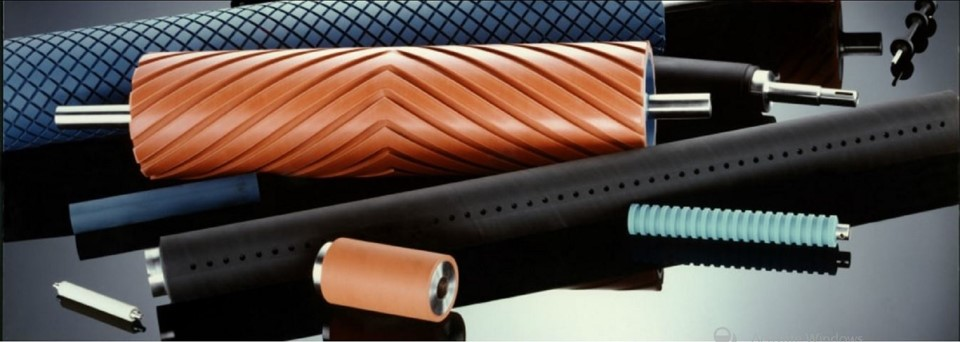 INDIA'S NO.1 RUBBER ROLLER MANUFACTURER