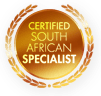 South African Especialist LOGO