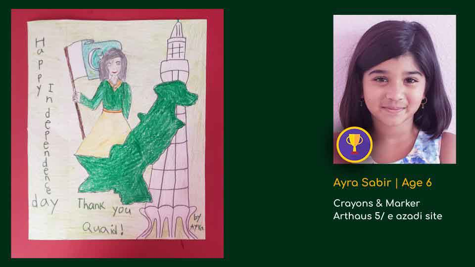 Paasand's-Kids-Art-Challenge-&-Competition-Ayra-Sabir--