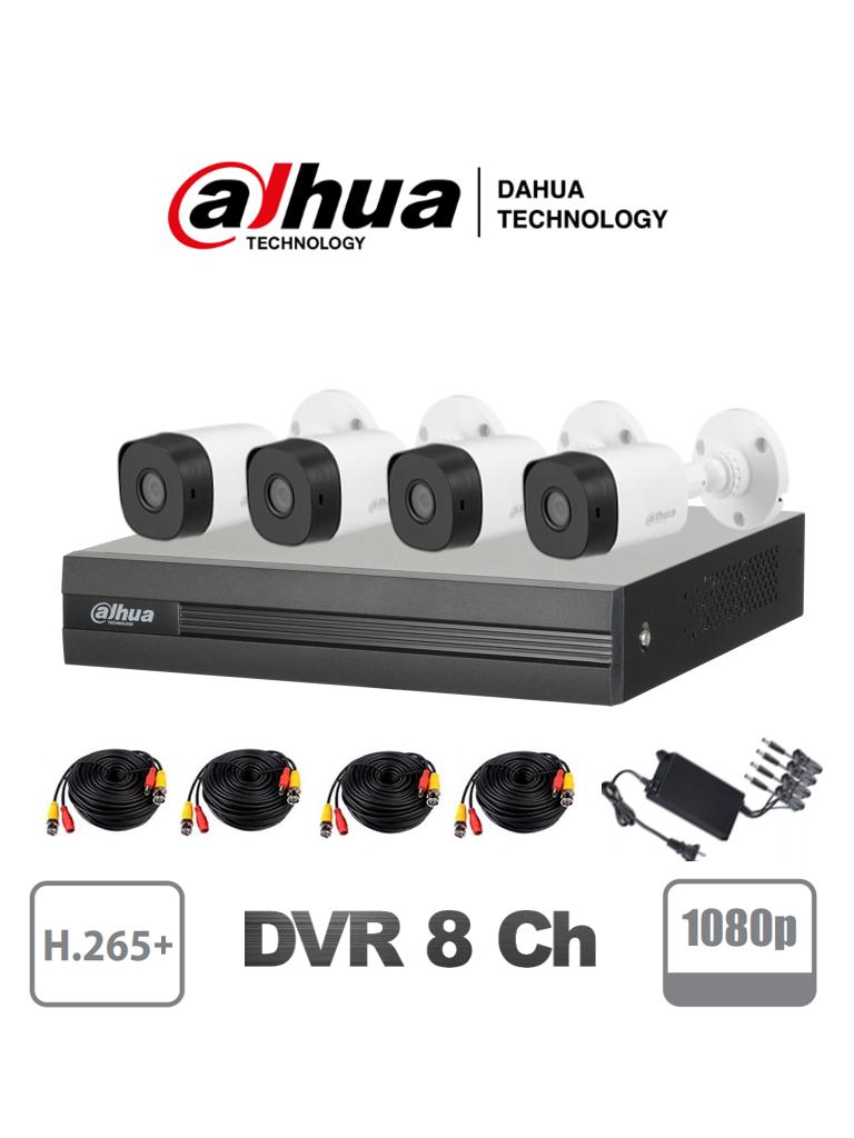 DH-KIT/XVR1B08/4-B1A21N-0360B