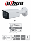IPC-HFW2431TN-ZS-S2 + TF-P100/128 GB