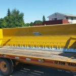 Metal Pless Delivery