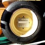 Bobcat Skidsteer Snow Tire