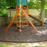 Rubber Mulch Playzone