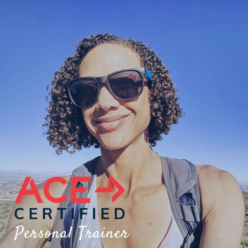 Janelle Sheppard, ACE Certified Personal Trainer, Owner of Sweat & Sunhsine