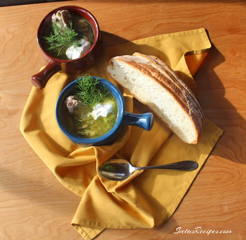 Pickle Soup (Розсолнік)