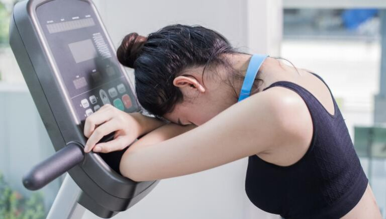 cardio-exercises-and-tired