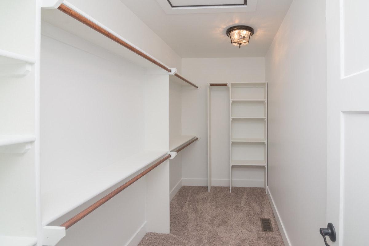 Two Story Custom Craftsman - Walkin Closet