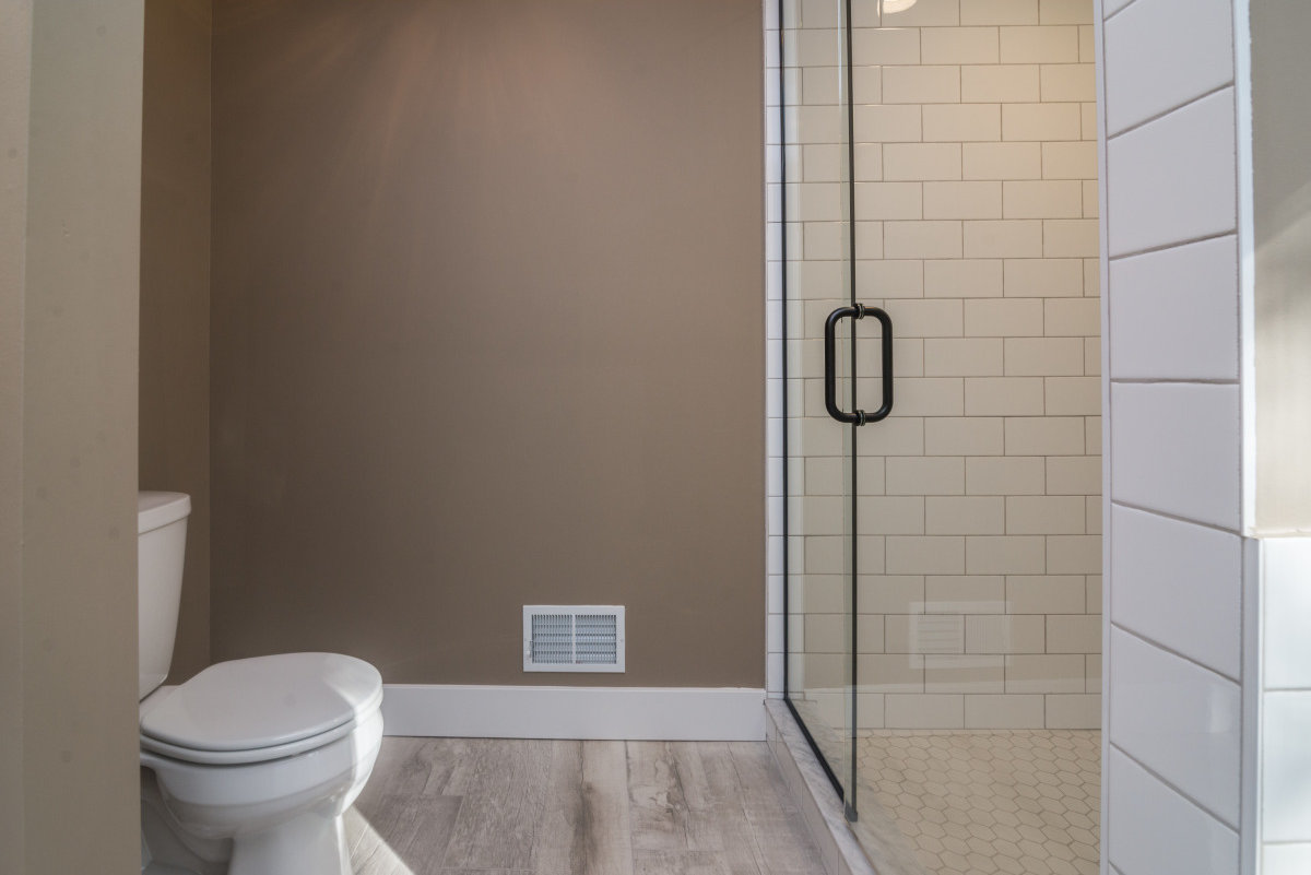 Two Story Custom Craftsman - Bathroom 2