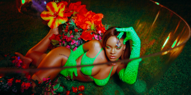 Warner Bros. Is Highly Considering To Cast Rihanna To Play Poison Ivy