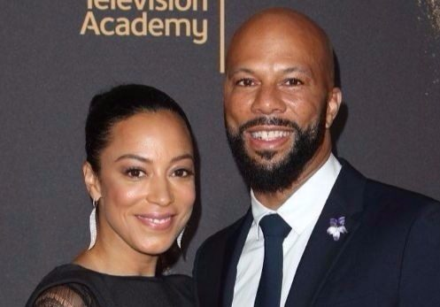 """Common & Angela Rye Rekindle Relationship """"She's A Strong Cookie But She's Good People"""""""