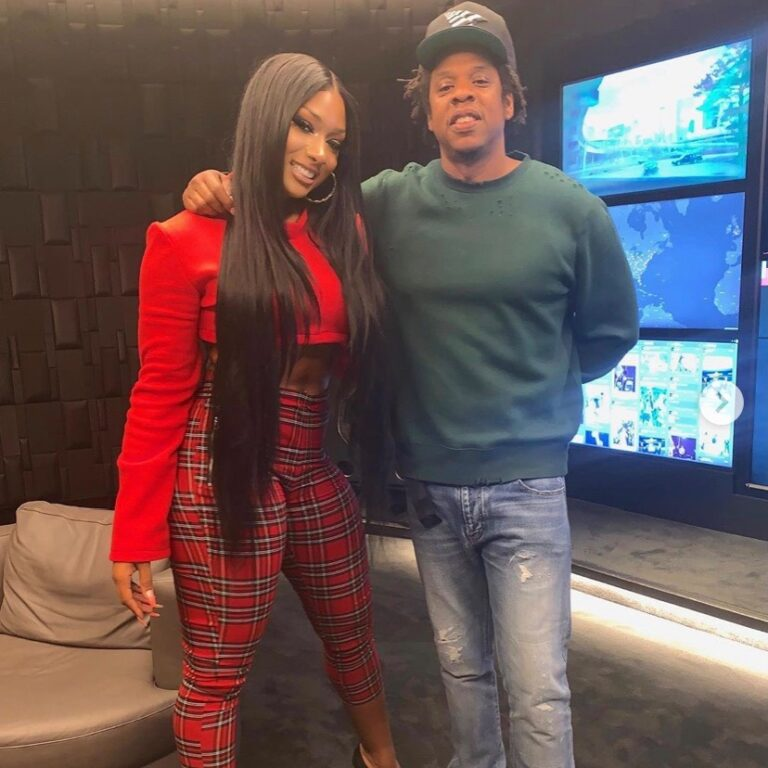 Megan Thee Stallion Signs Management Deal With Roc Nation