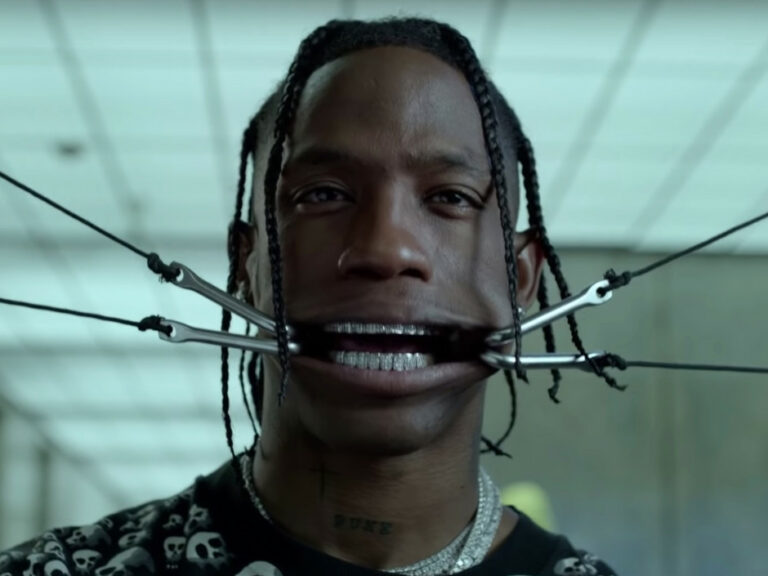 """[Watch] Travis Scott Releases New Visual """"Highest In The Room"""""""