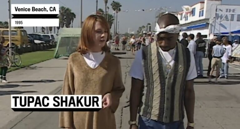 MTV Takes A Walk Down Memory Lane With Release of Exclusive 1995 Tupac Interview