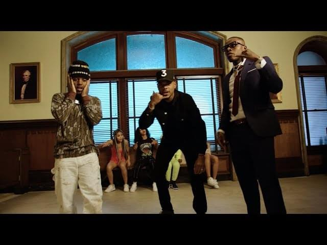 """[Watch] Chance The Rapper Drops Comedic New Visual """"Hot Shower"""" Ft. MadeinTYO & DaBaby"""