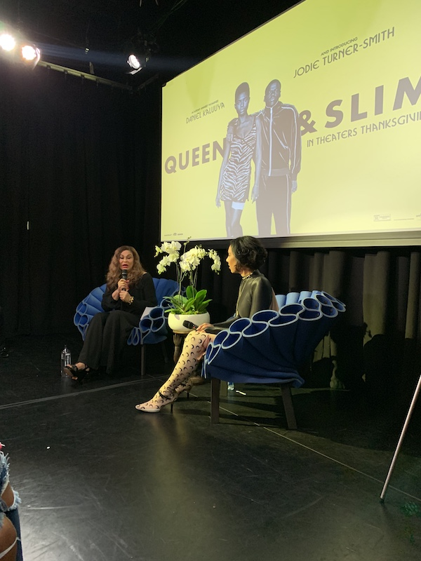 Tina Knowles-Lawson Hosts Queen & Slim Screening at WACO Theaters