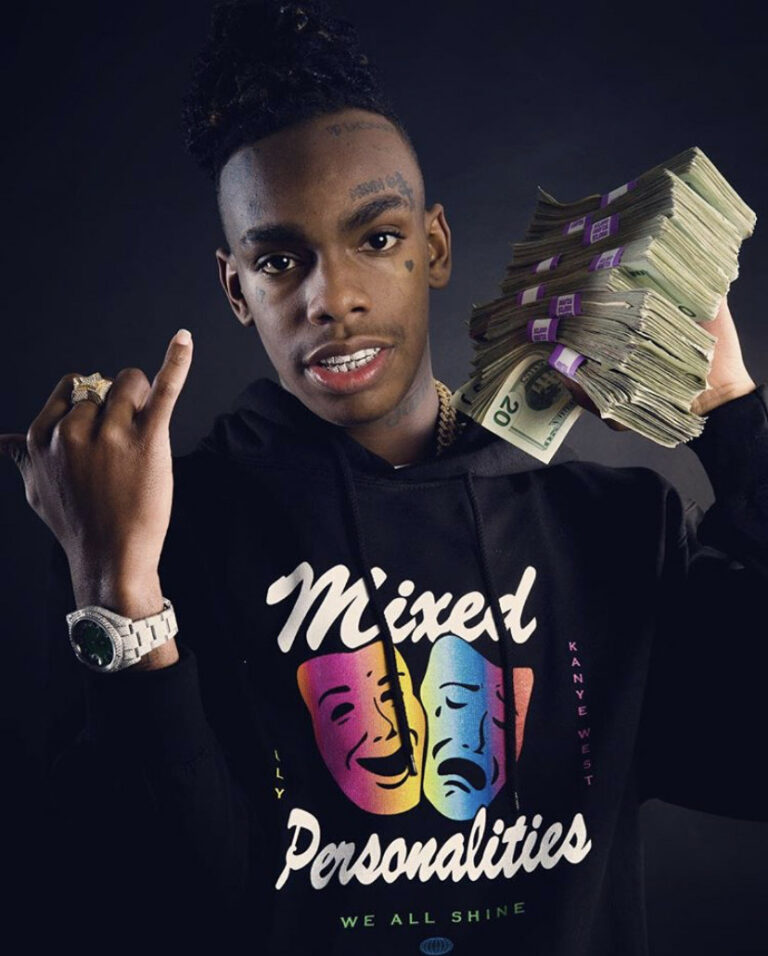 YNW Melly Announces Release Of New Album 'Melly vs Melvin' From Jail