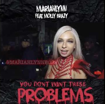 """[Watch] Mariahlynn Drops Halloween Inspired Video """"You Don't Want These Problems"""" Ft. Molly Brazy"""