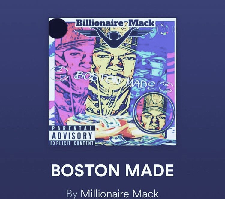 """Boston Artist Millionaire Mack Shares His New Project """"Boston Made"""" With HHW"""