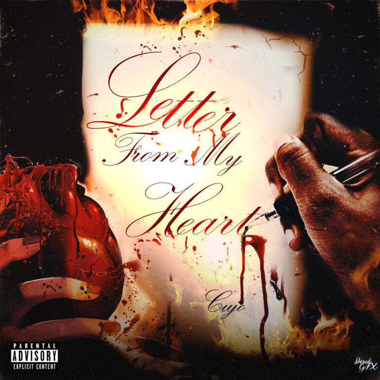 """Niagara Falls, NY Artist Cujo Makes His HHW Debut Sharing His New Project """"Letter From My Heart"""""""