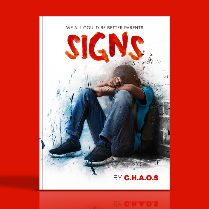 """Jameel """"C.H.A.O.S."""" Laboo Shares His Book """"SIGNS"""" With HHW"""