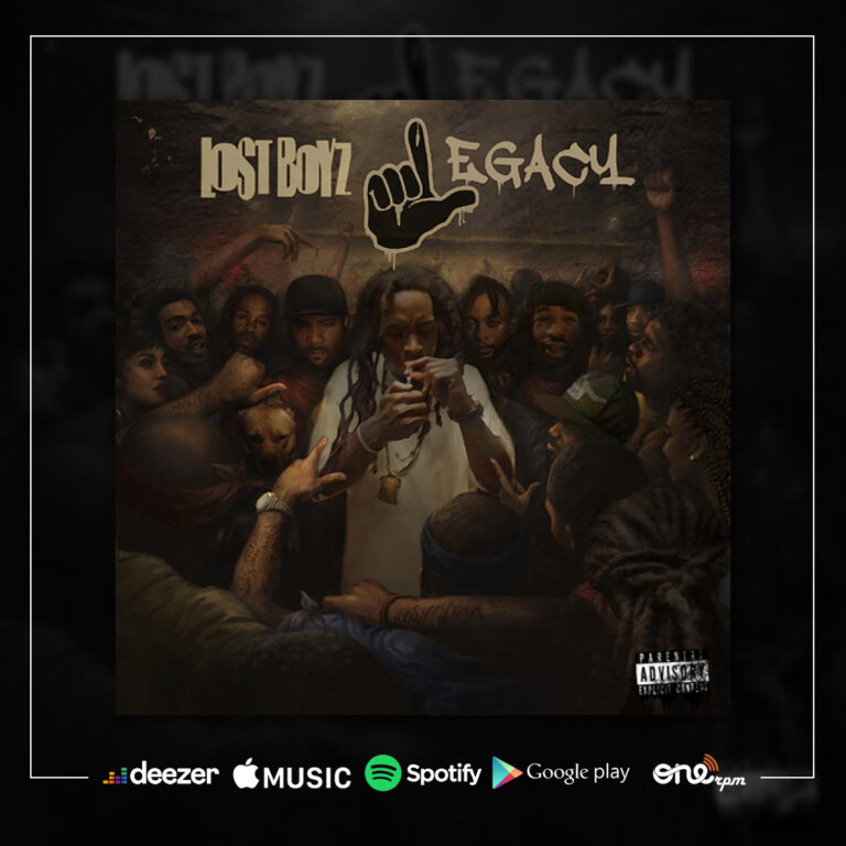 """History Is Made With The Lost Boyz """"LEGACY"""" Out Now"""