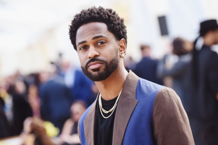 Big Sean Shows His Support For The Black Lives Matter Protests In a Touching Instagram Post