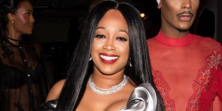 """Trina Apologizes For Calling Protesters """"Animals"""""""