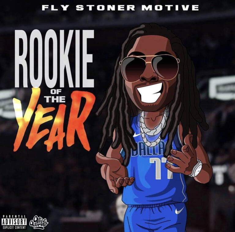 [Watch] Fly Stoner Motive Drops Off 'Rookie of The Year' Project & New Visuals
