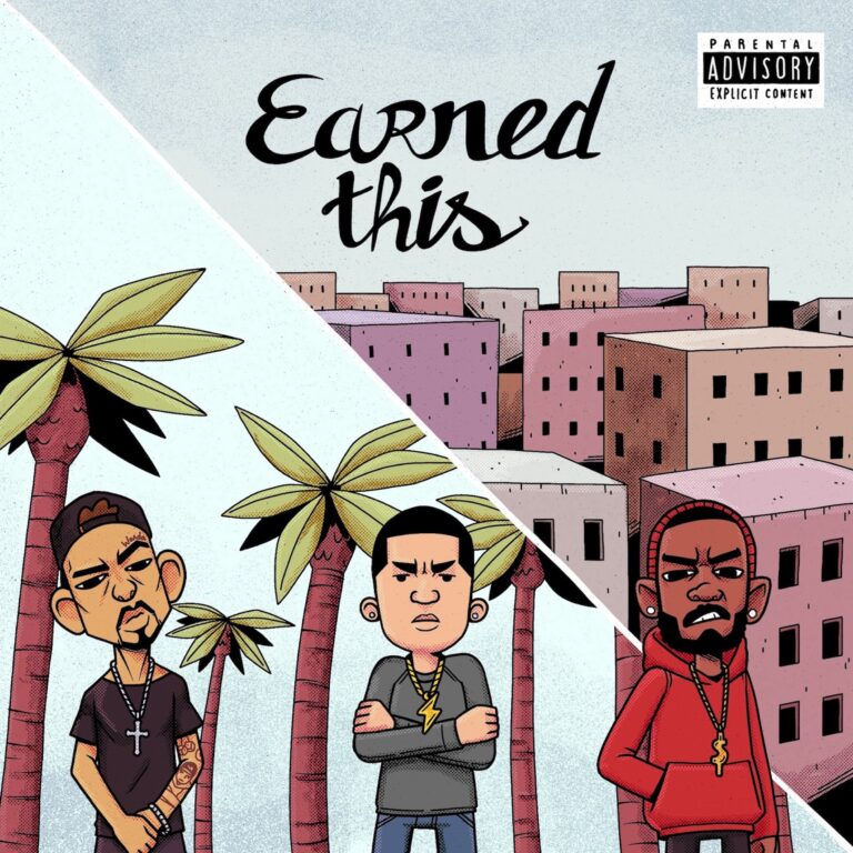 """Dash Flash Drops New Single Ft. Jag & Axel Leon """"Earned This"""""""
