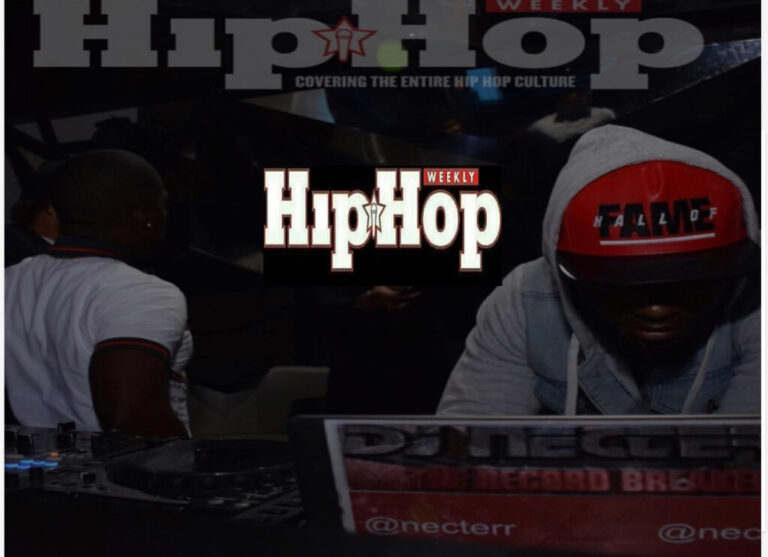 HHW Teams Up With DJ Necterr To Bring You The Monday Morning Mix Episode 20