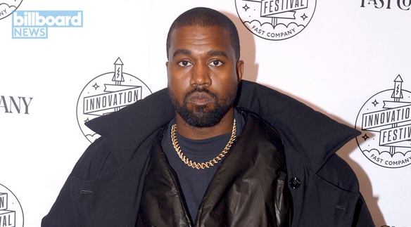 Kanye West Joins Protest For George Floyd In Chicago