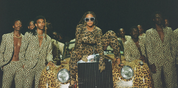 """[Watch] Beyoncé Drops The First Look At Her Visual Album """"Black Is King"""""""
