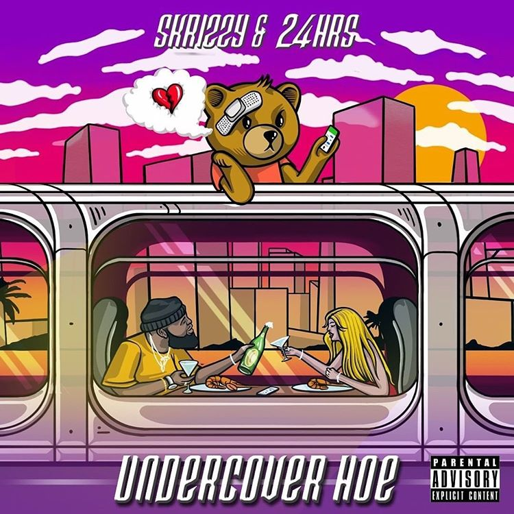 """[New Music] Skrizzy Taps 24hrs For """"Undercover Hoe"""""""