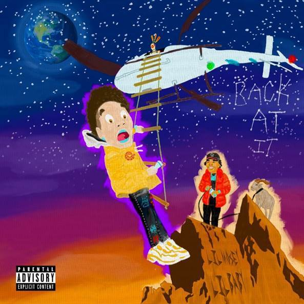 """Lil Mosey Taps Lil Baby For His Latest Single Titled """"Back At It"""""""
