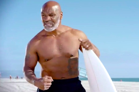 Mike Tyson Is Prepared To Fight A Great White During Discovery Channel's Shark Week
